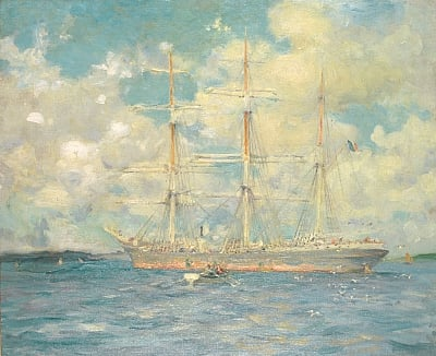 Henry Scott Tuke Paintings for Sale