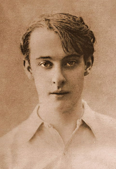 Portrait of Lord Alfred Douglas, age 23, 1893  by Unknown