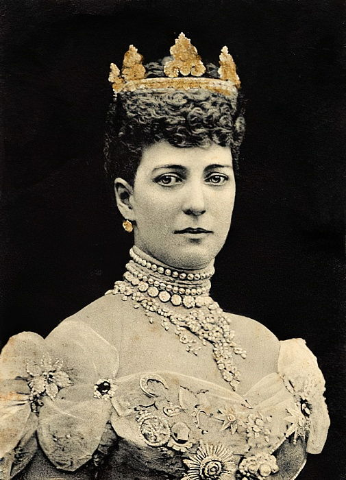 Queen Alexandra of Denmark by Unknown
