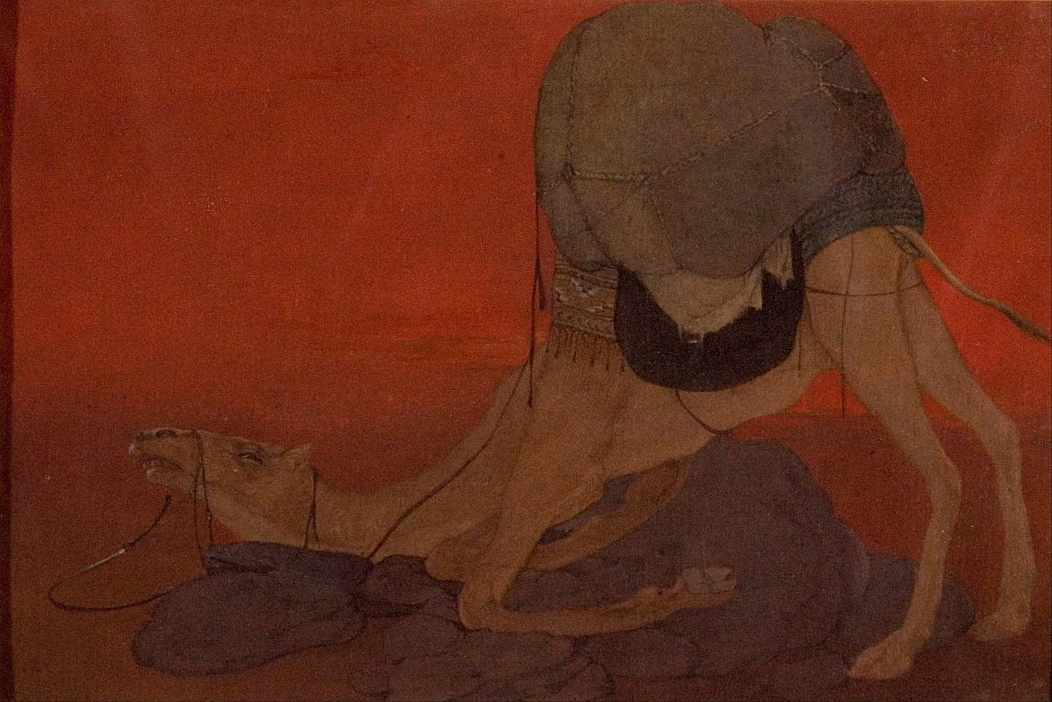 Journeys End by Abanindranath Tagore