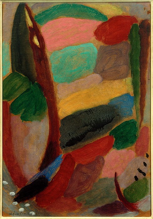 Variation by Alexej von Jawlensky