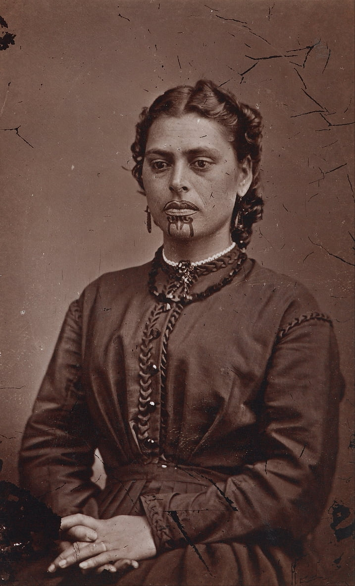 Mrs Rabone by American Photographic Company