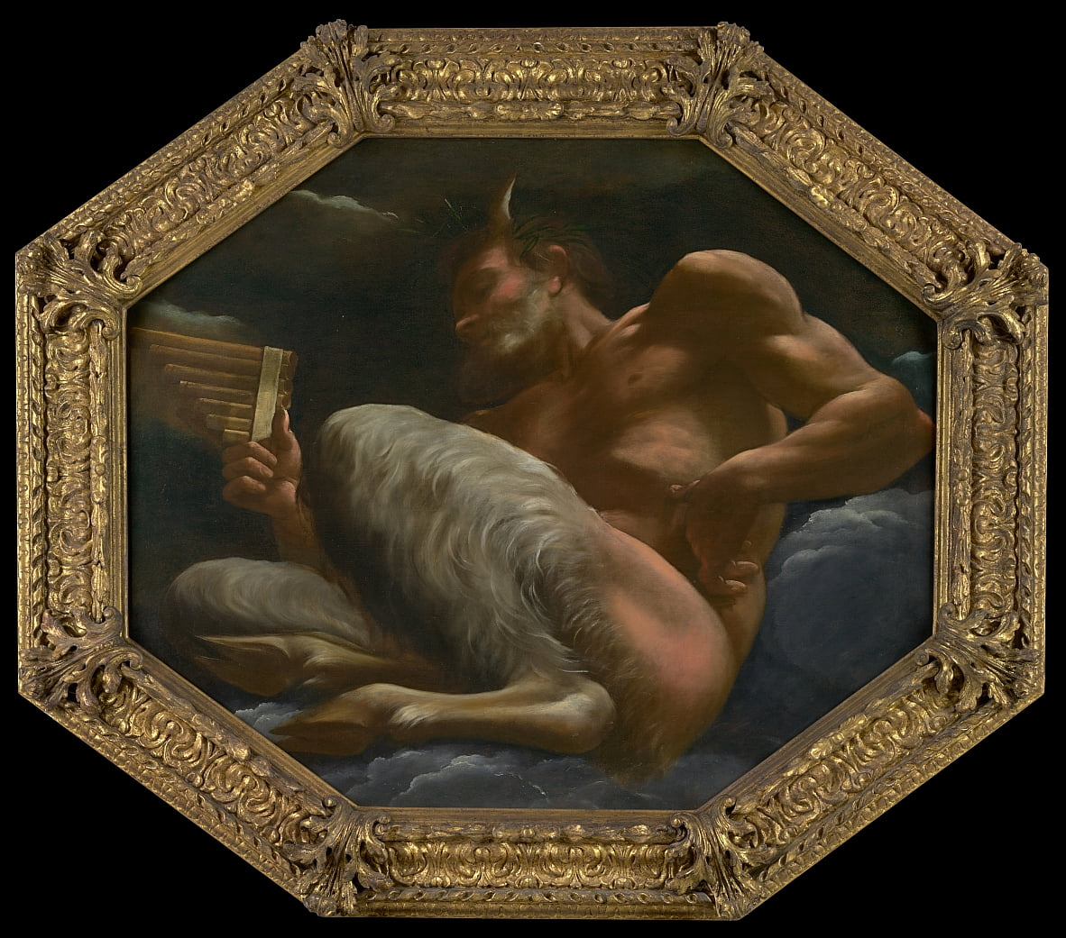 Pan by Annibale Carracci