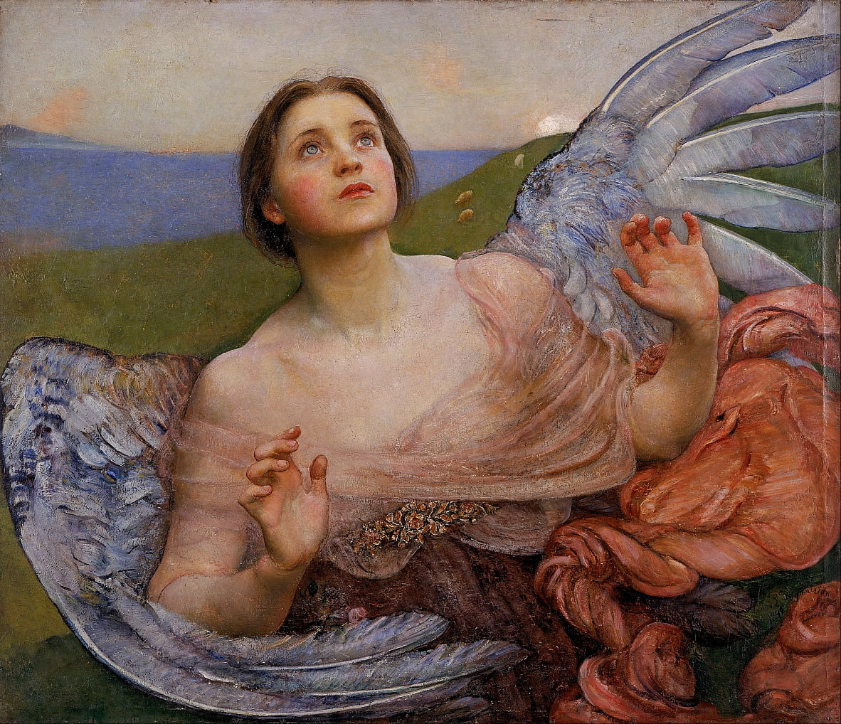 The Sense of Sight by Annie Louisa Swynnerton