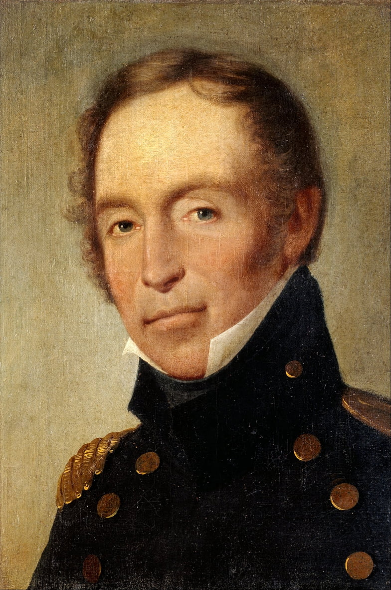 Captain John Piper by Augustus Earle