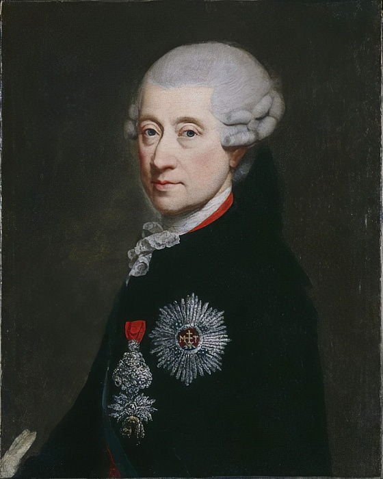 Portrait of Wenzel Anton Graf Kaunitz, after 1764  by Austrian School