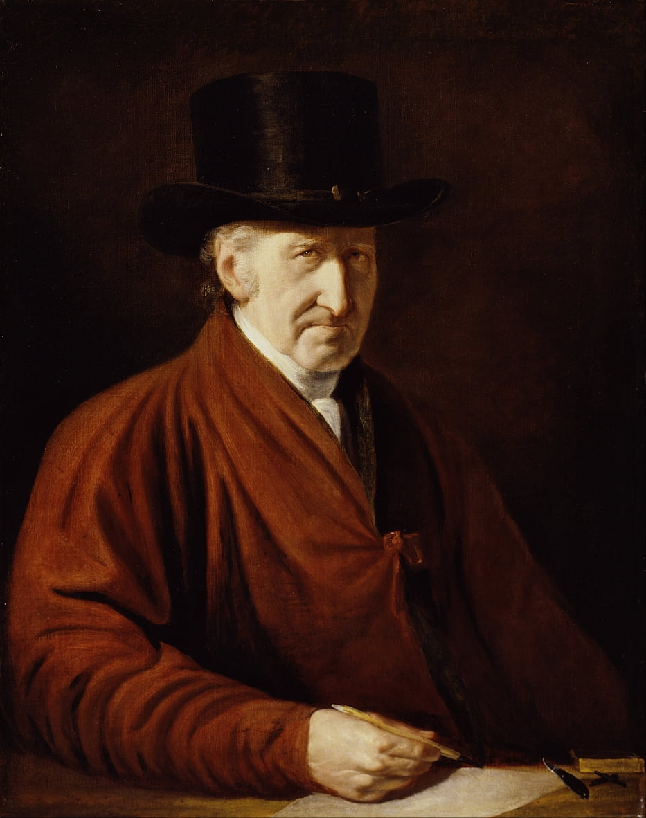 Self-Portrait by Benjamin West