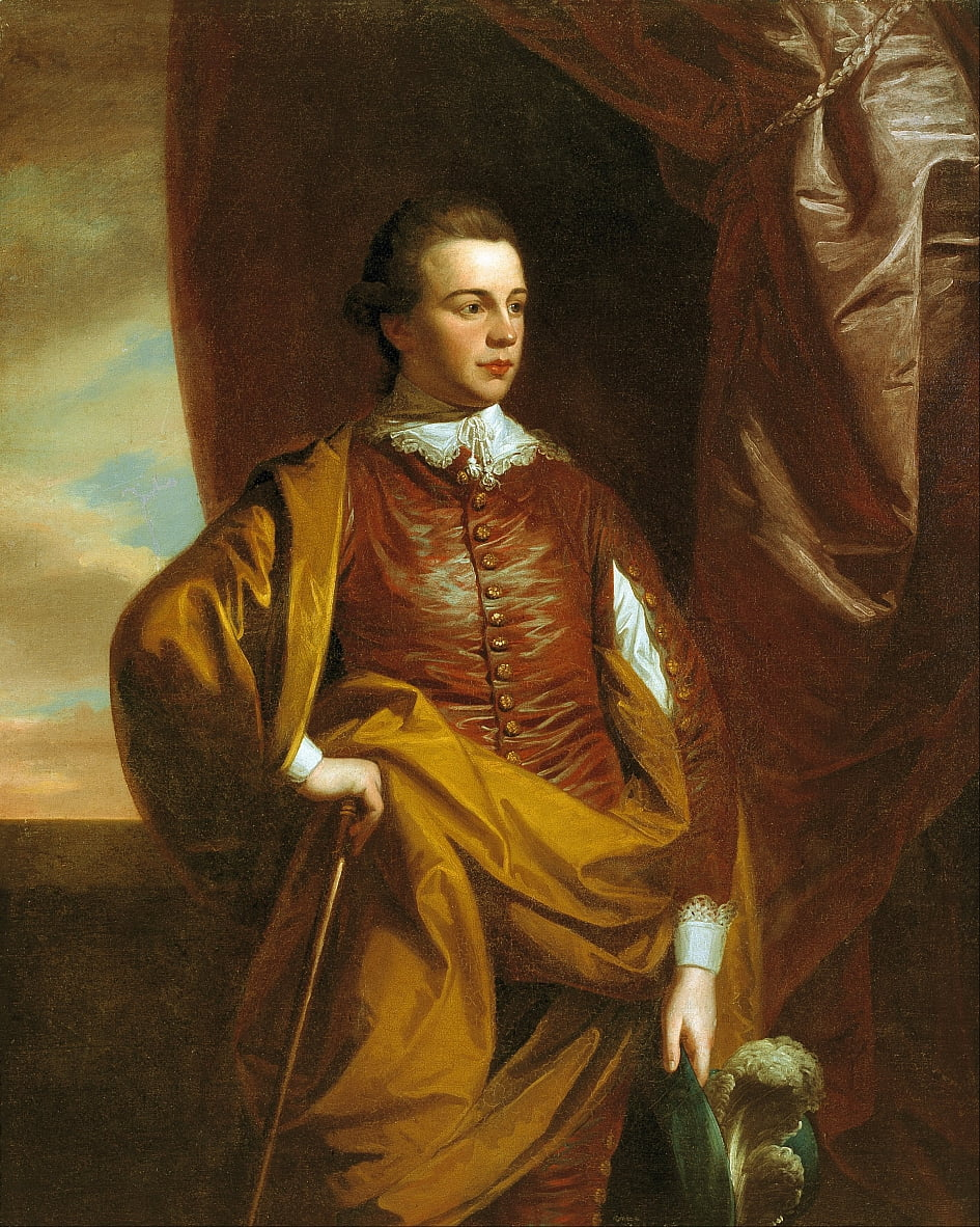 Thomas Middleton of The Oaks by Benjamin West
