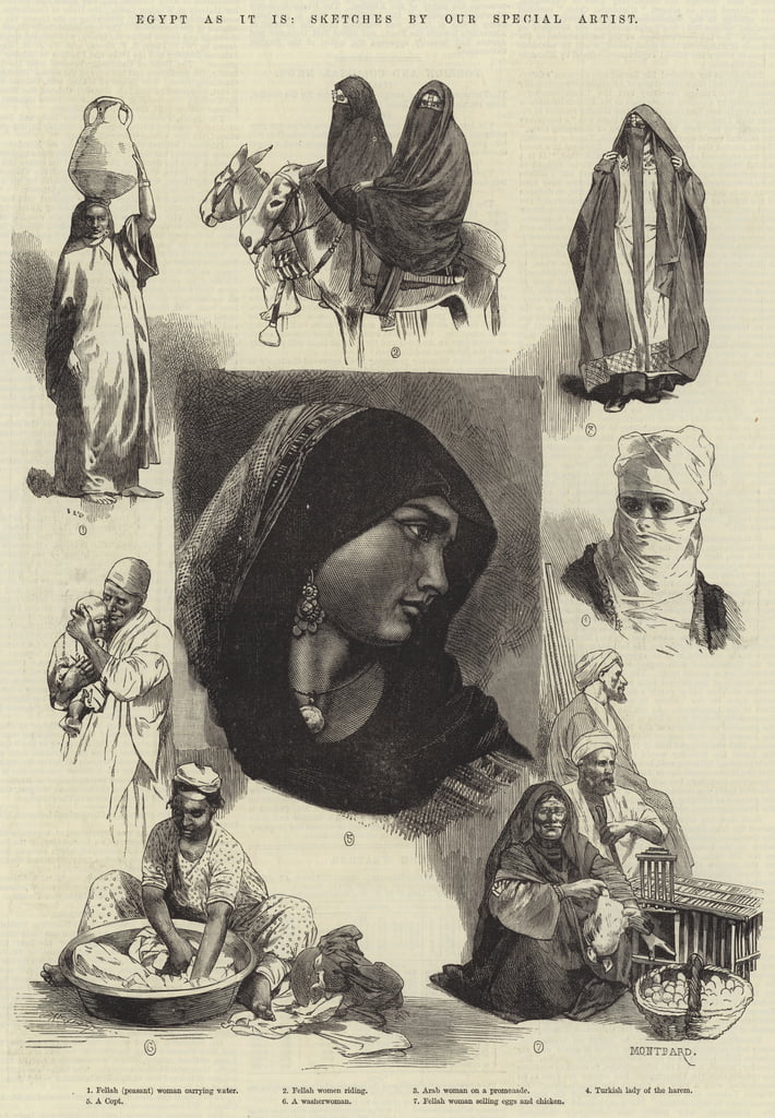 Egypt as it is  by Charles Auguste Loye