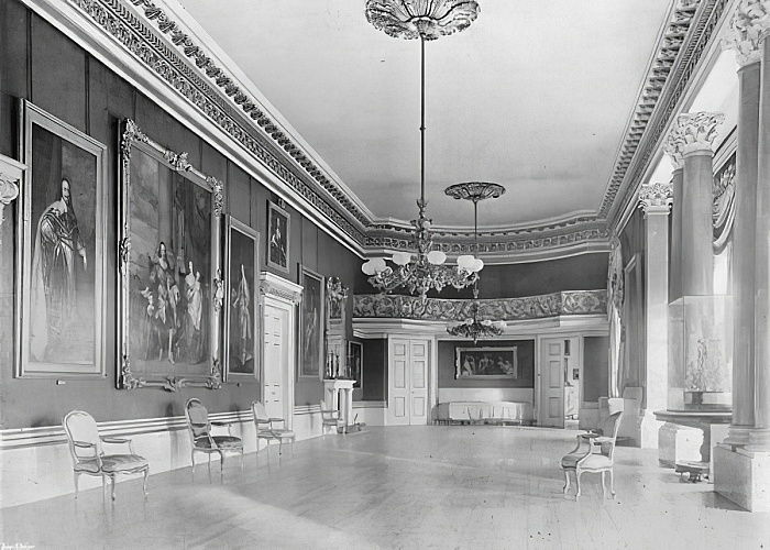 The Ballroom  by Charles Latham