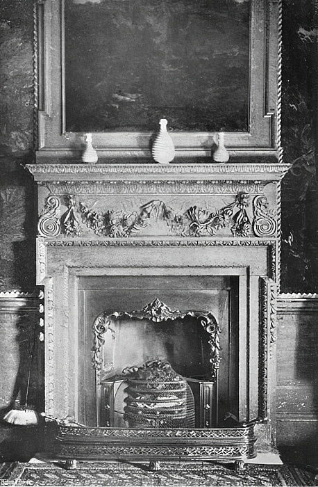 The Tapestry Room Chimney-Piece  by Charles Latham