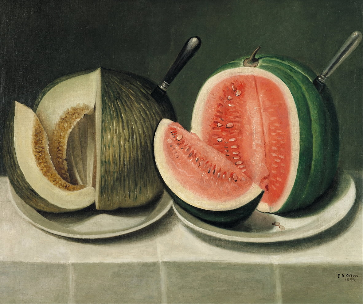 Melons by Daoud Corm