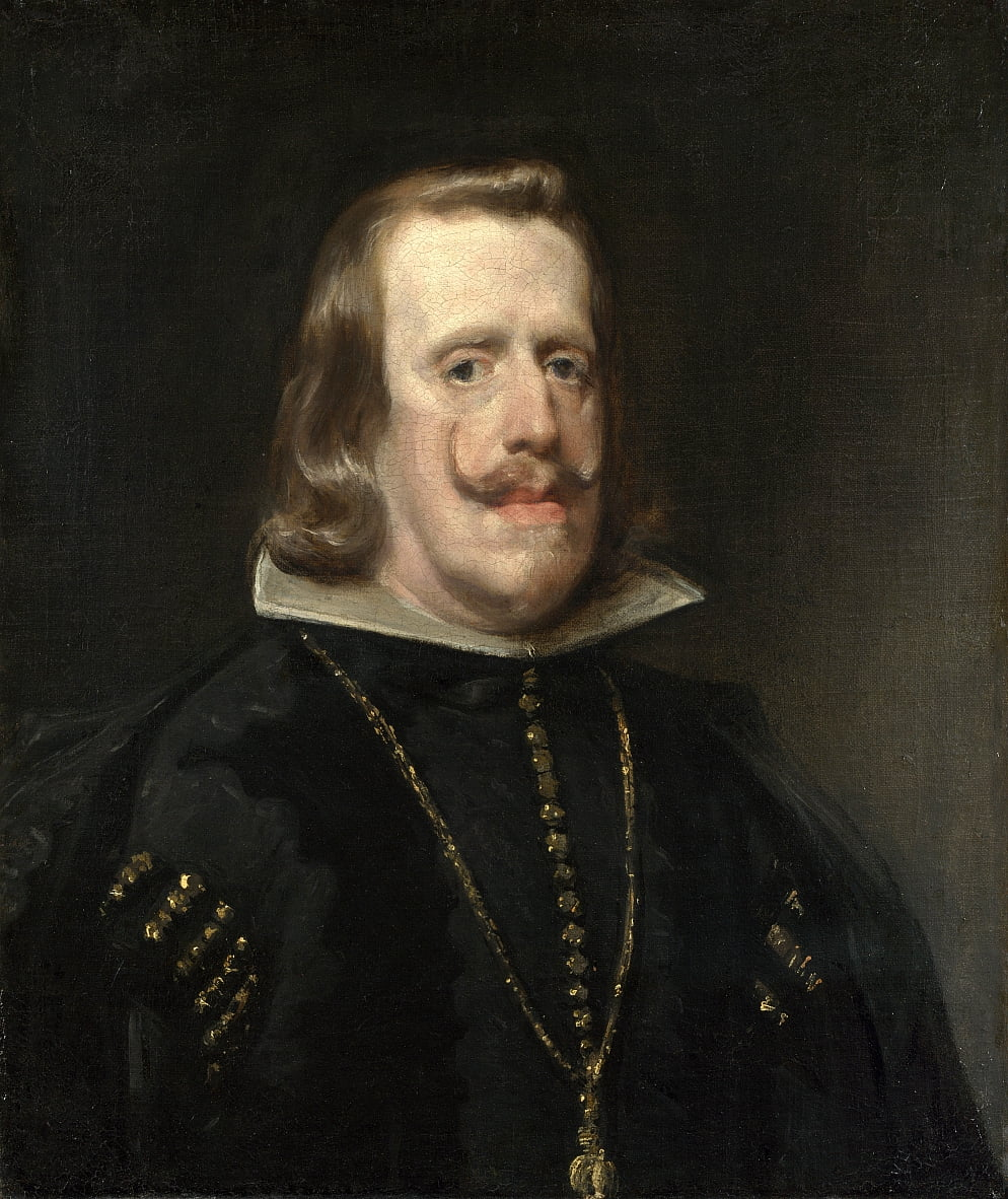 Portrait of Philip IV  by Diego Velázquez