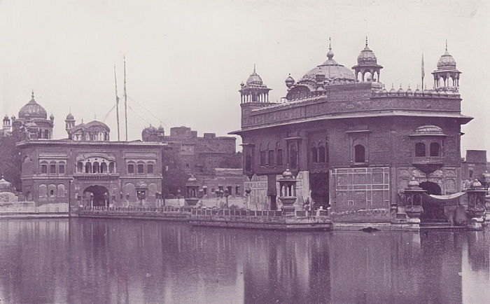 The Golden Temple, Amritsar  by English Photographer