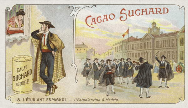 The Spanish student  by European School