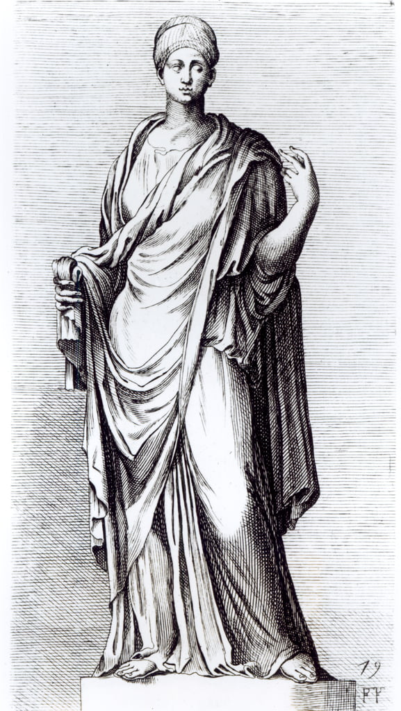 Agrippina, c.1653   by Francois Perrier