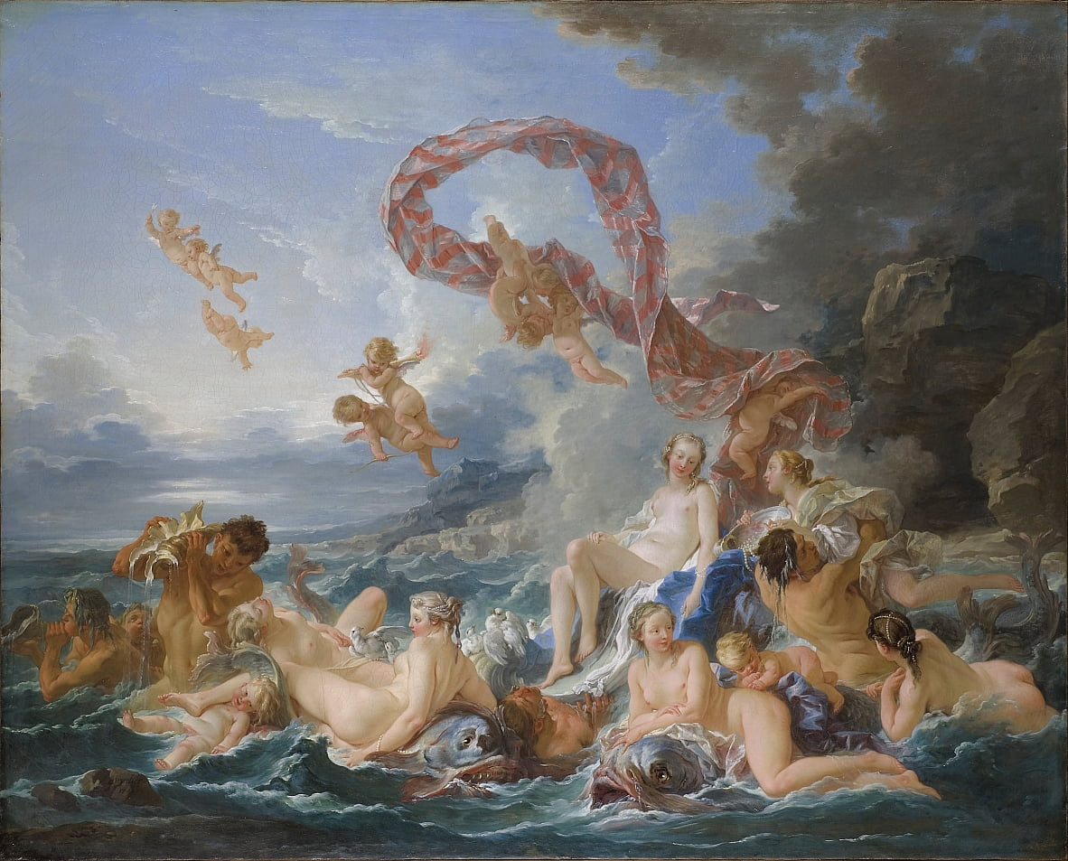 The Triumph of Venus by François Boucher