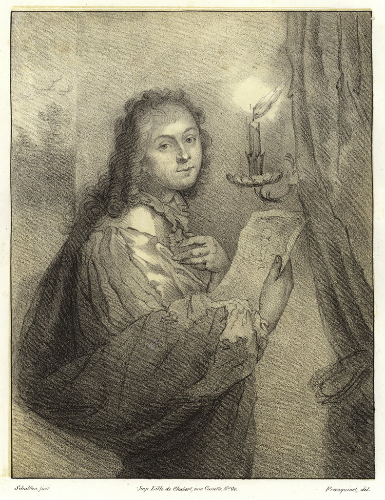 Godfried Schalcken, Dutch artist  by Godfried Schalken or Schalcken