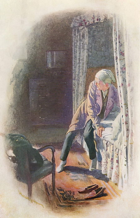 Illustration for A Christmas Carol by Charles Dickens... (#627673)