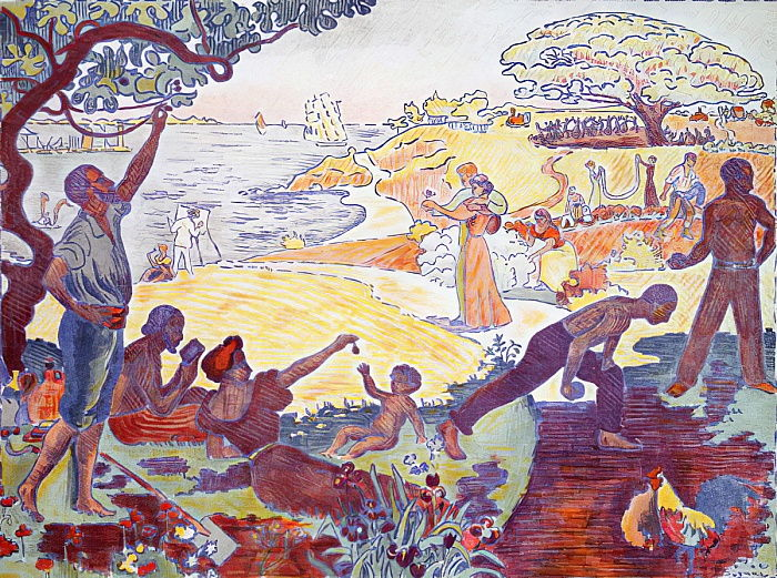 Time of Harmony, 1895-96 by Paul Signac