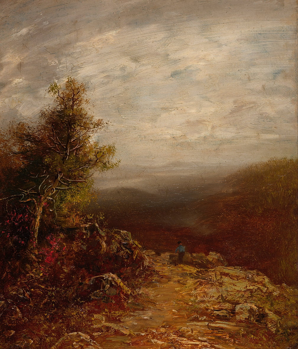 Above the Clouds by Ralph Albert Blakelock