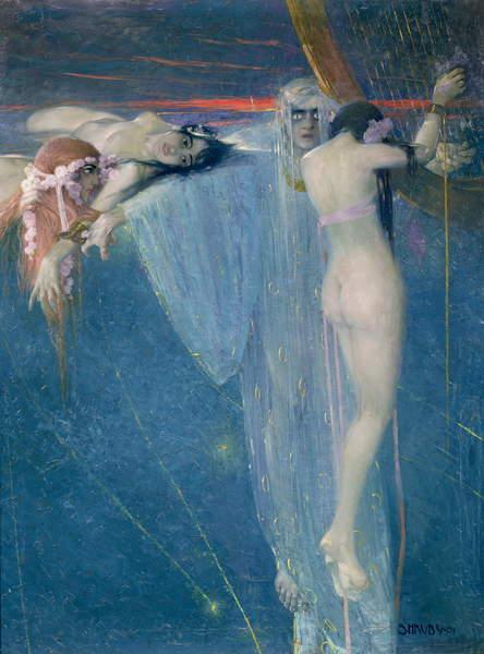 Apotheosis, 1901  by Sergius Hruby