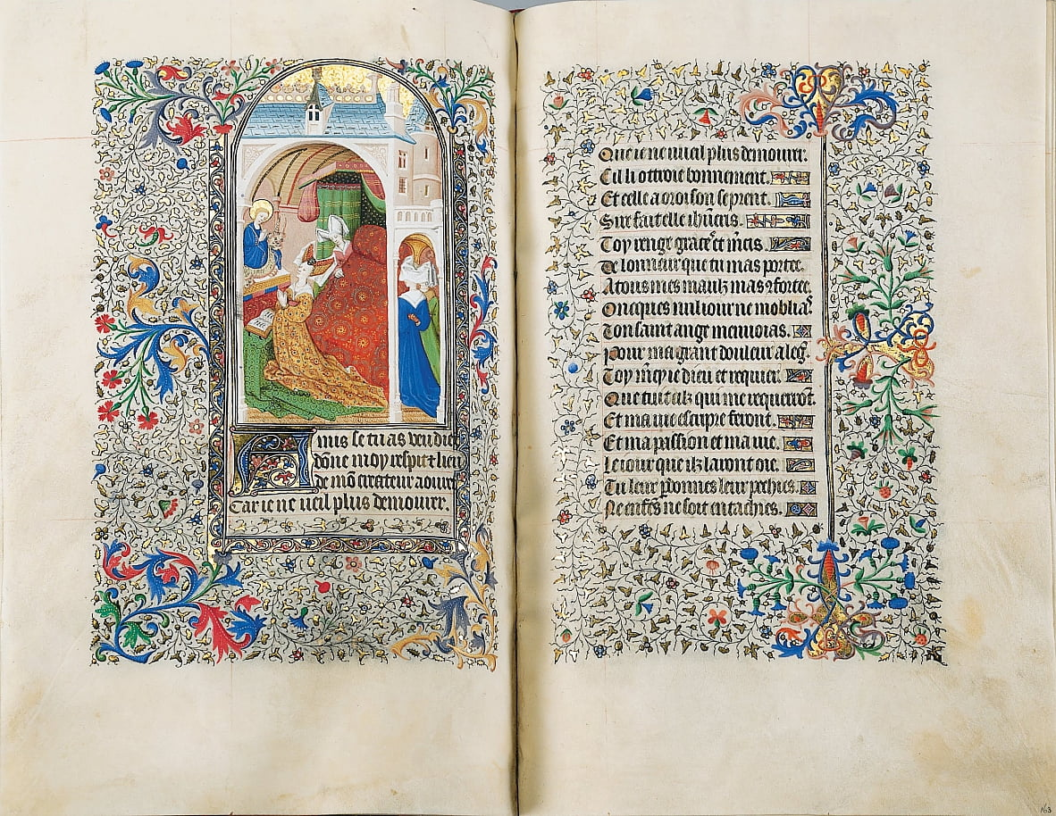 Sobieski Book of Hours by The Master of the Bedford Hours