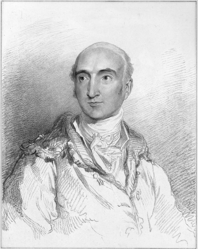 William Sotheby, engraved by Frederick Christian Lewis Sr, c.1807  by Thomas Lawrence