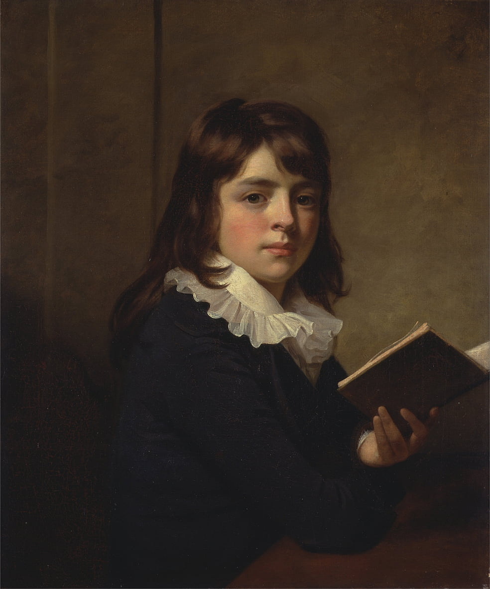 Portrait of a Boy by William Beechey