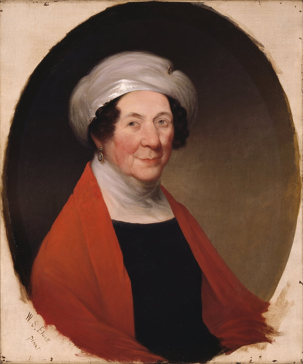 Dolley Madison by William S. Elwell