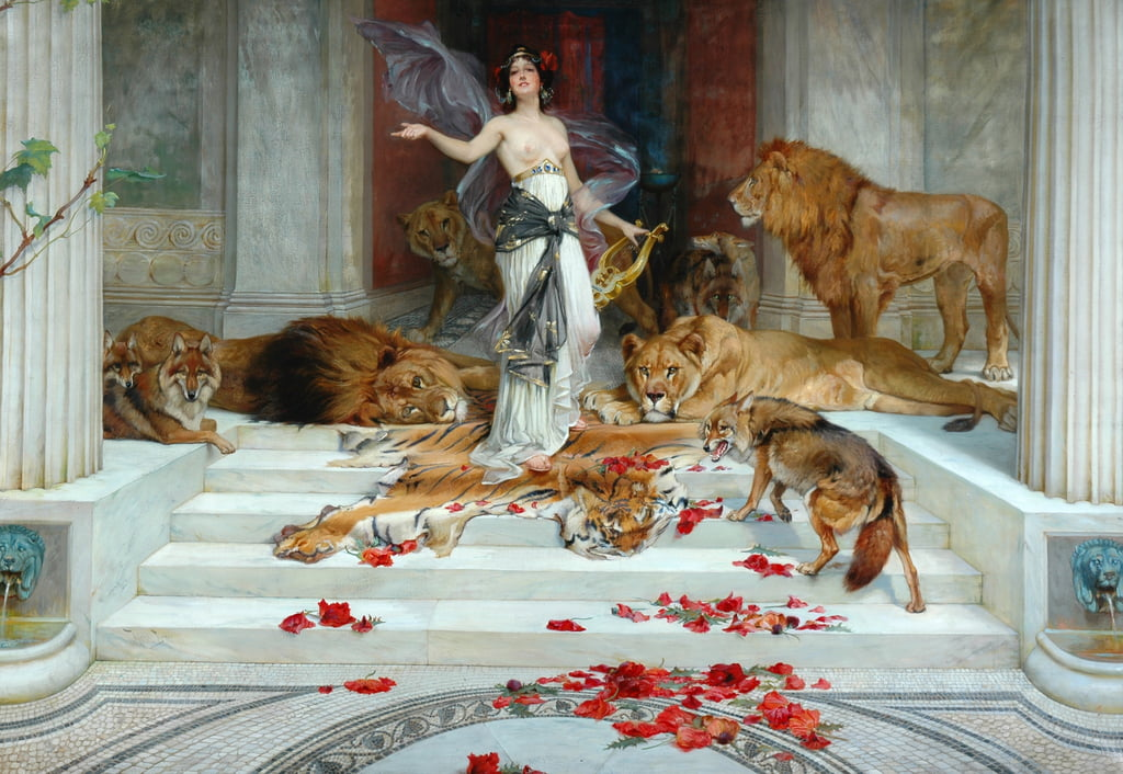 Circe, c.1889  by Wright Barker
